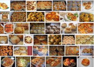 Jeg glemte å ta bilde, men de ser ut sånn som alle andre pizzaboller på Google.